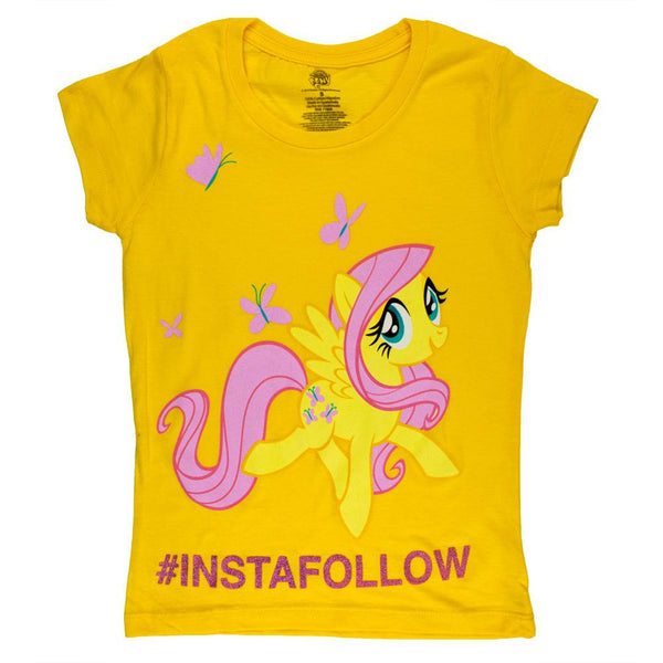 My Little Pony - #instafollow Girls Youth T-Shirt