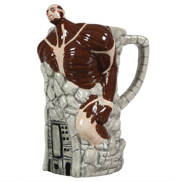 Attack On Titan - Colossal Titan Molded 16oz Beer Stein Mug