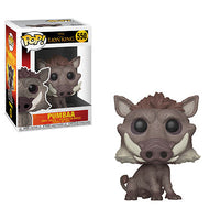 Funko Disney Pop: The Lion King (Live Action) - Pumbaa