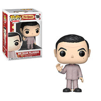 Funko Television Pop: Mr. Bean - Mr. Bean in Pajamas