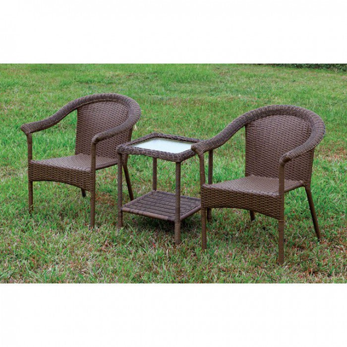 Furniture of America Arimo Outdoor Furniture Set