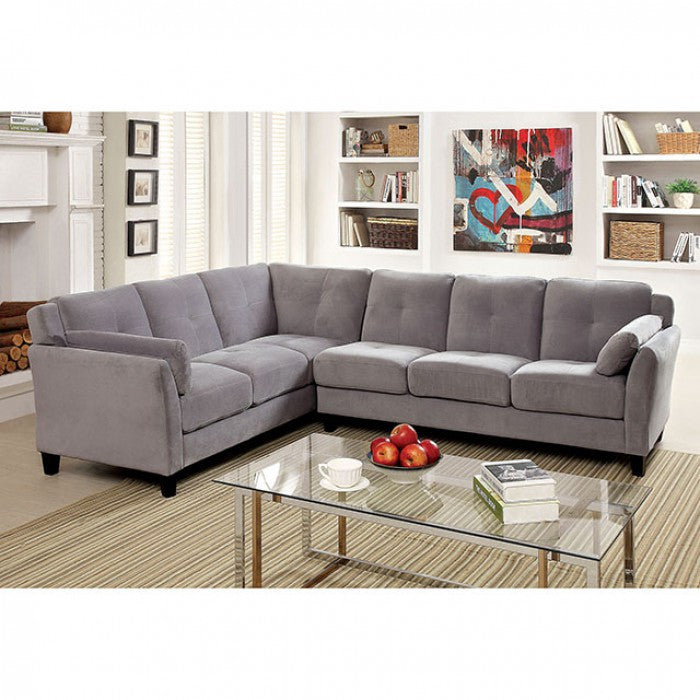 Furniture of America Peever II Sectional