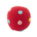 Large Crochet Rattle Ball-Global Affairs-Developmental toys for babies, infants and toddlers. Sustainably sourced, gender neutral, wooden baby toys.