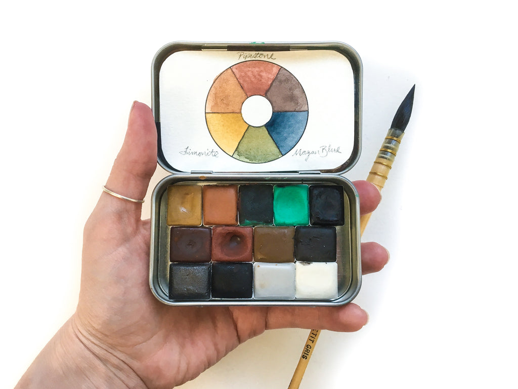 Creating A Color Wheel With Colors From Your Palette
