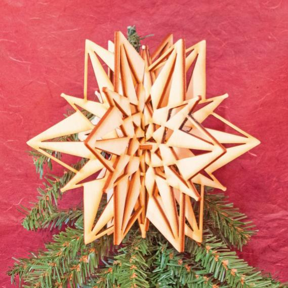 3D Tree Toppers