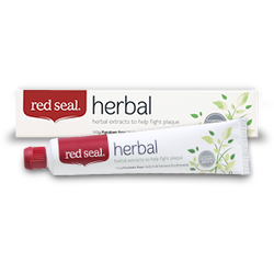Red Seal Toothpaste - Herbal (110g)