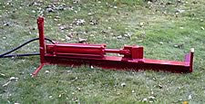 tractor mounted log splitter plans