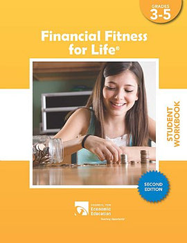 Financial Fitness For Life - Student Workbook, Grades 3-5