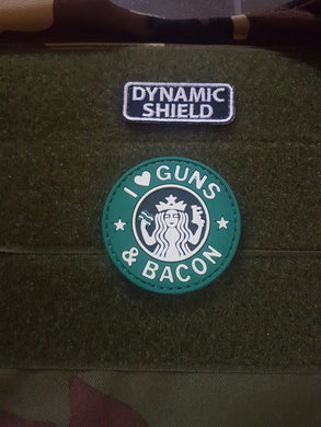 Guns & Bacon Patch