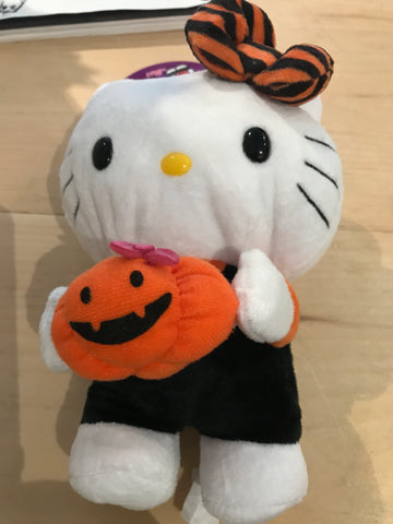 Hello Kitty Halloween Reversible Pumpkin