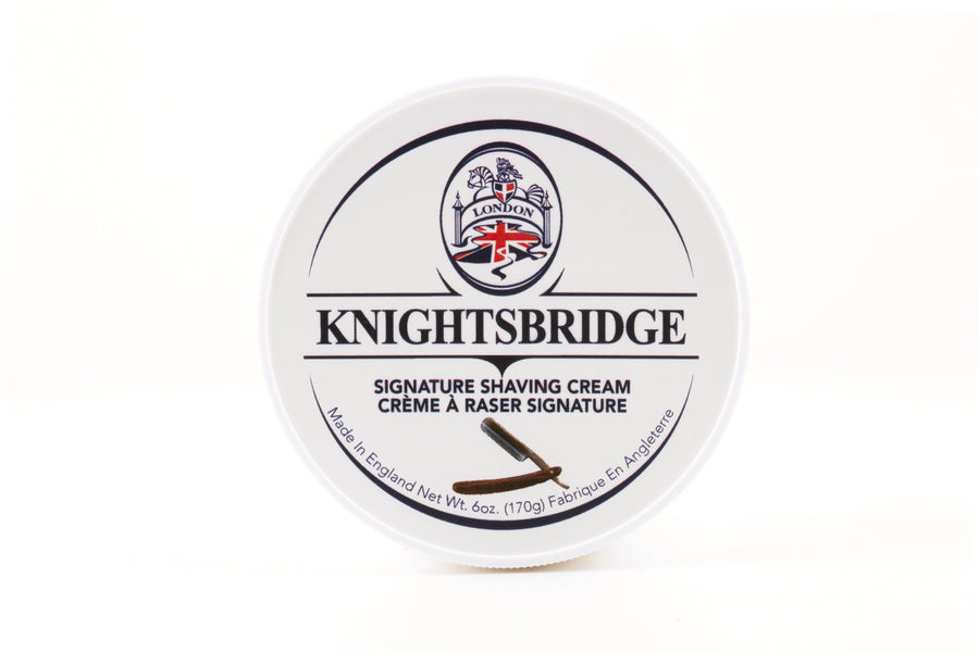 Knightsbridge Shaving Cream 170g - Signature