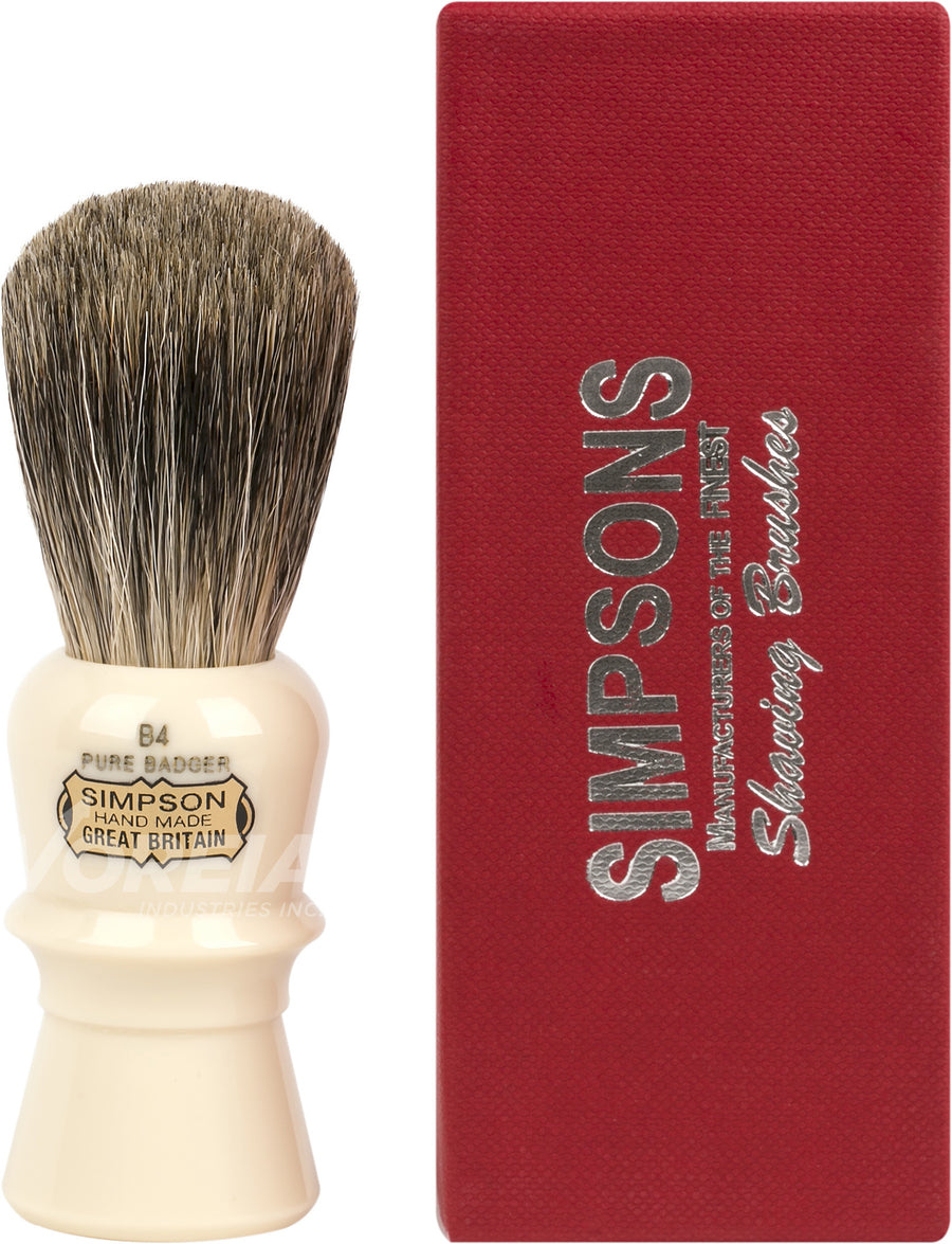 Simpsons - Beaufort B4 Pure Badger