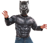 Black Panther Deluxe Mask/Top