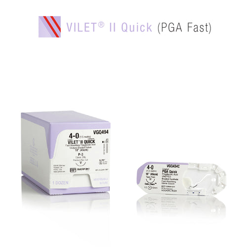 Suture Vilet Quick (PGA)