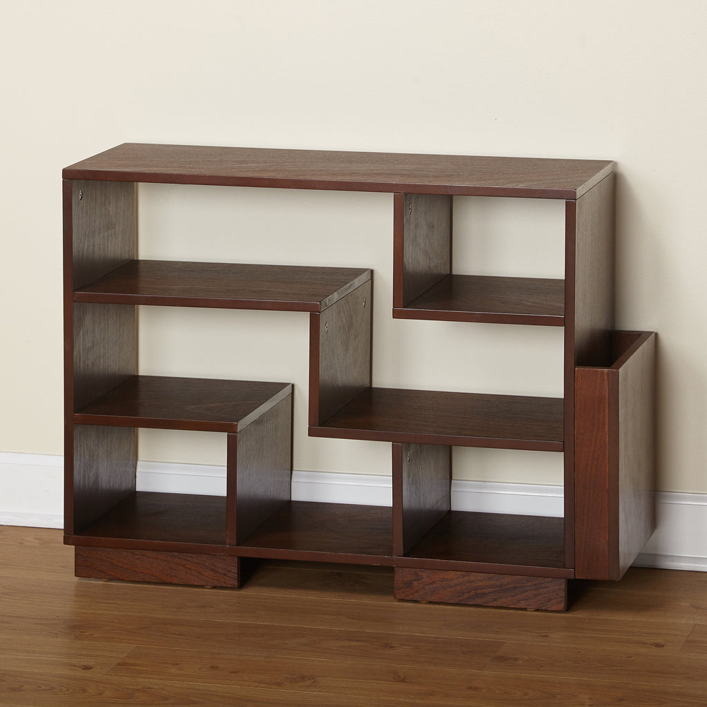 angelo:HOME Bookcase - Leon (walnut)