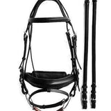 FoxHuntingShop.com-Crank Bridle with Flash