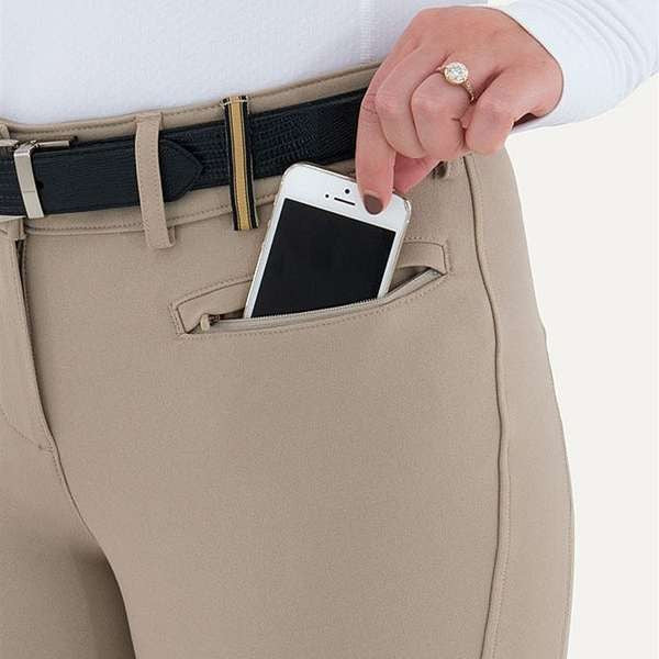 FoxHuntingShop.com-Signature Knee Patch Breeches