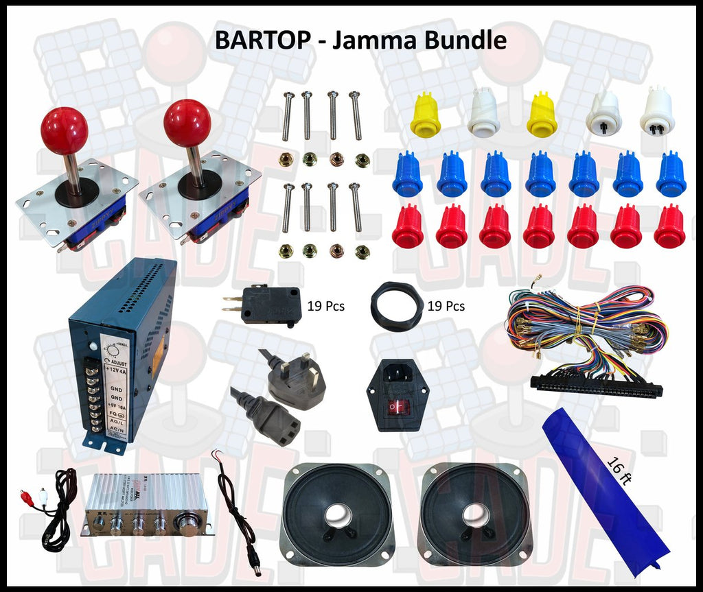 Bartop- Jamma Bundle