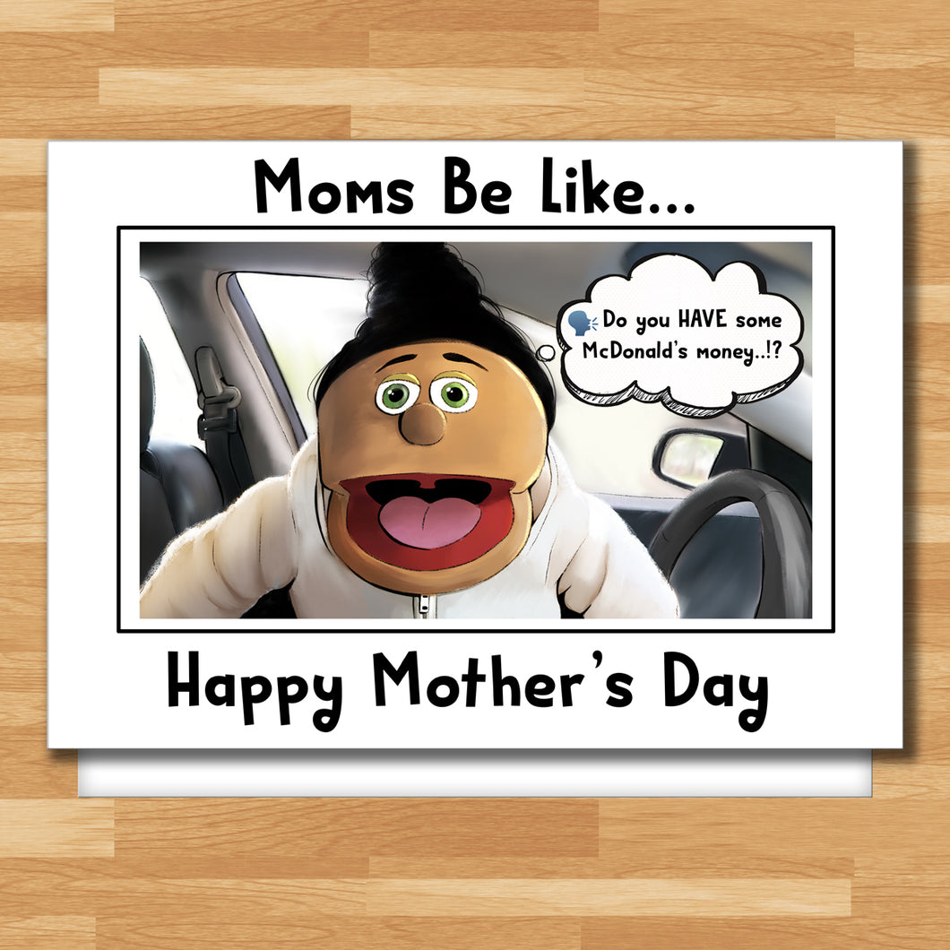 Mother's Day Card: Keisha Jones