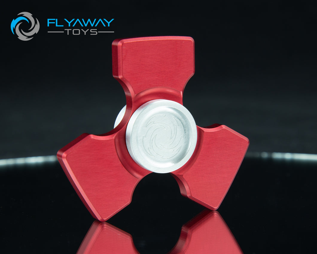Tri Mini Falcon - Aluminum - Red Anodize