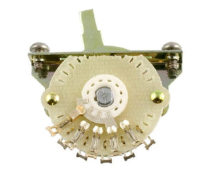 Oak Grigsby 4-Way Blade Switch for Telecaster® 4-Way Selector Switch Oak Grigsby