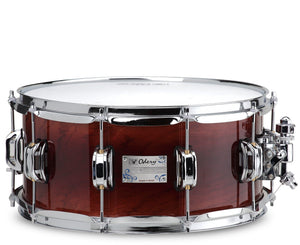 Odery Snare Drum Eyedentity Series 14 x 6.5 in Sapele Explosion Snare Drum Odery Drums