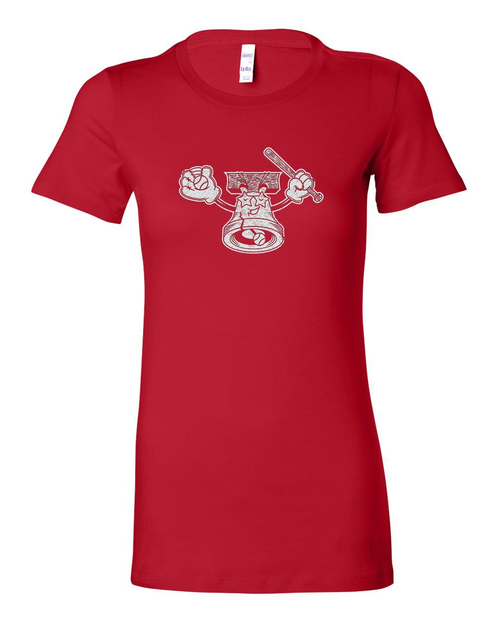 Baseball Bell LADIES Junior-Fit T-Shirt