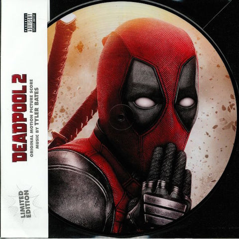 Tyler Bates - Deadpool 2 OST