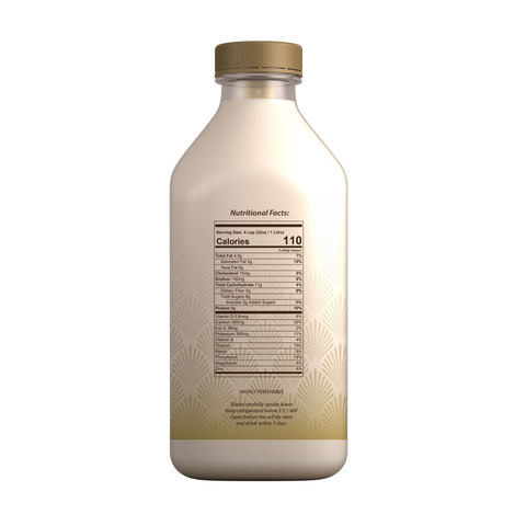 1 Litre Pasteurized (On-Farm)