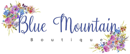 Blue Mountain Boutique Logo