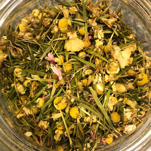 Bamboo Camomile for Hair and Nails