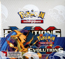 Pokemon TCG Evolutions Booster Box Sealed
