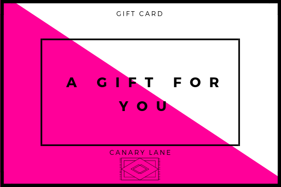 Gift Card - Canary Lane - Curated Textiles