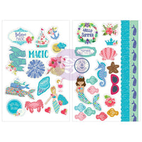 Julie Nutting Cardstock Stickers 5