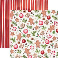 Peace & Joy Double-Sided Cardstock 12