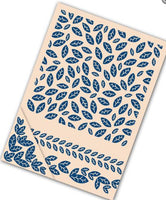 Tattered Lace Embossing Folder Set - Autumn Leaves