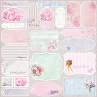 ScrapBerry's Summer Joy Double-Sided Cardstock 12
