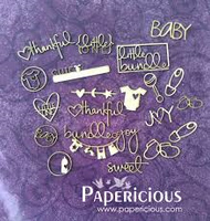 Papericious Theme Chippis - Baby Joy