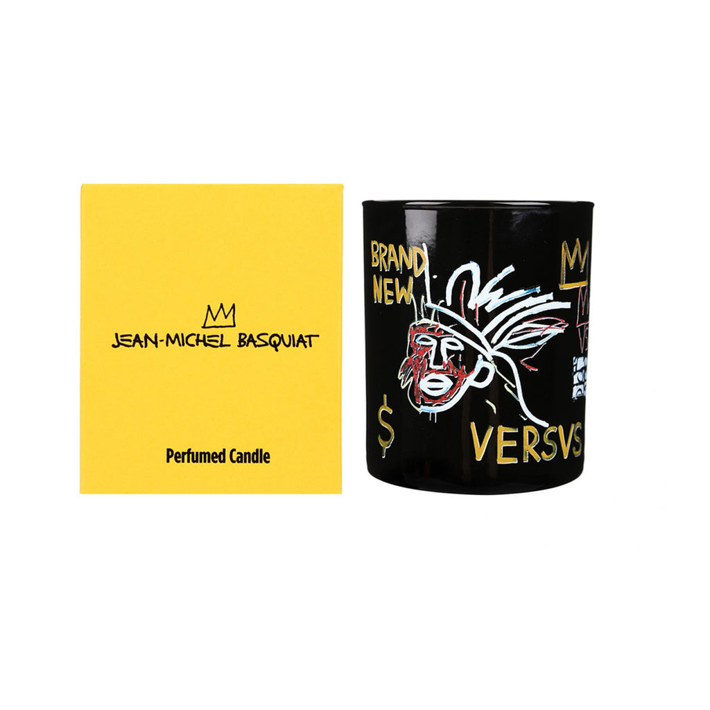 "LIGNE BLANCHE X BASQUIAT SCENTED CANDLE ""VERSUS"""