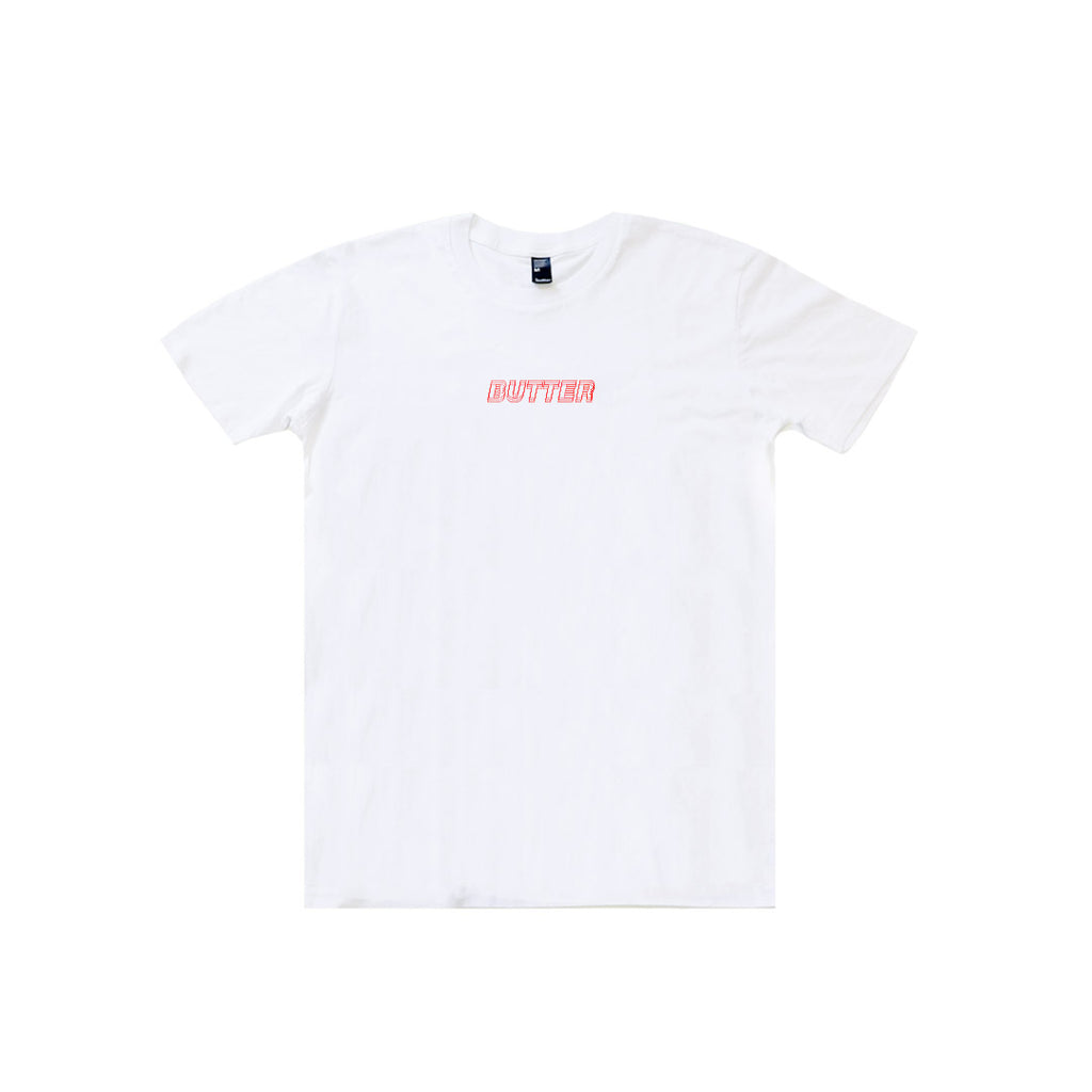 BUTTER 3.0 'TRIPLE BUTTER' T-SHIRT