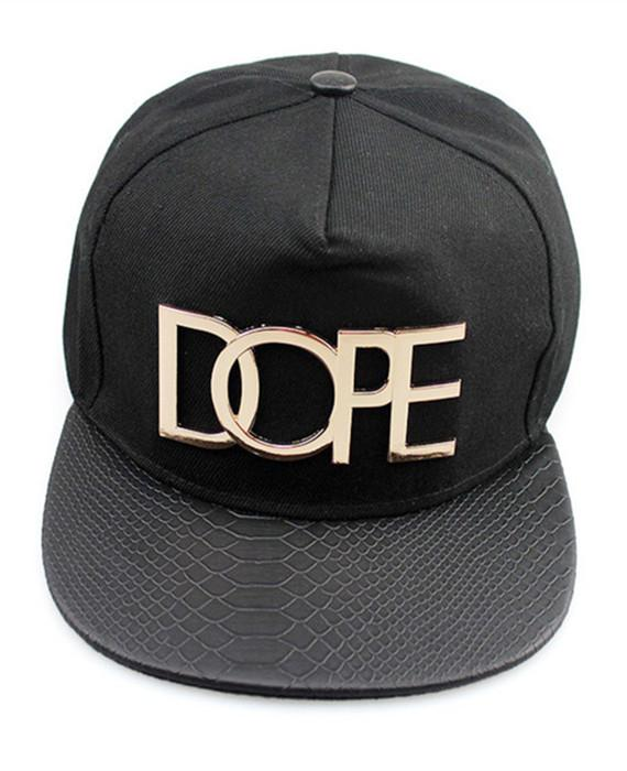 Hip Hop Baseball Caps Metal Punk Gothic Street Style