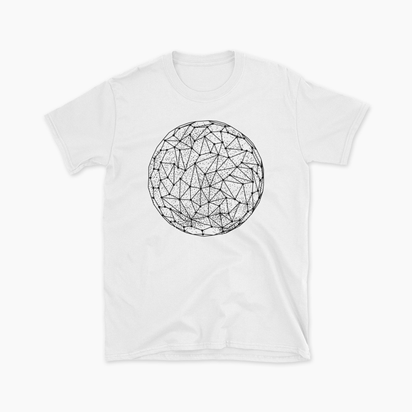 Connect World Tee (White)