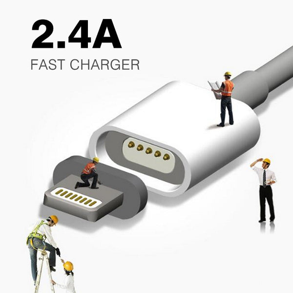 Magnetic Charger Cable (iPhone and Android)