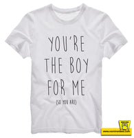 You're The Boy For Me (So You Are)