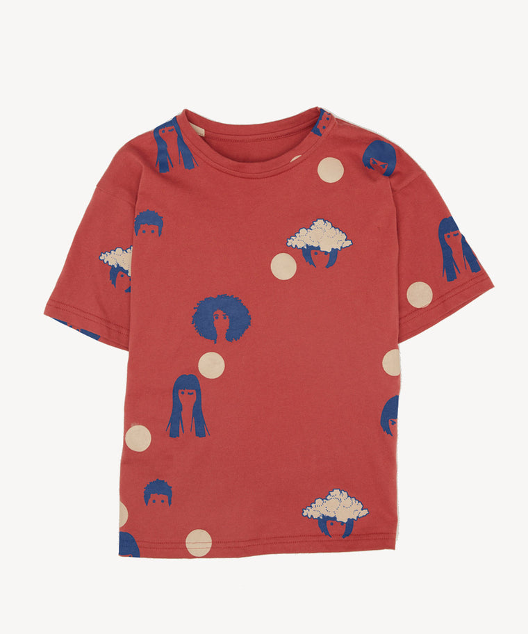 Dots and Heads T-Shirt