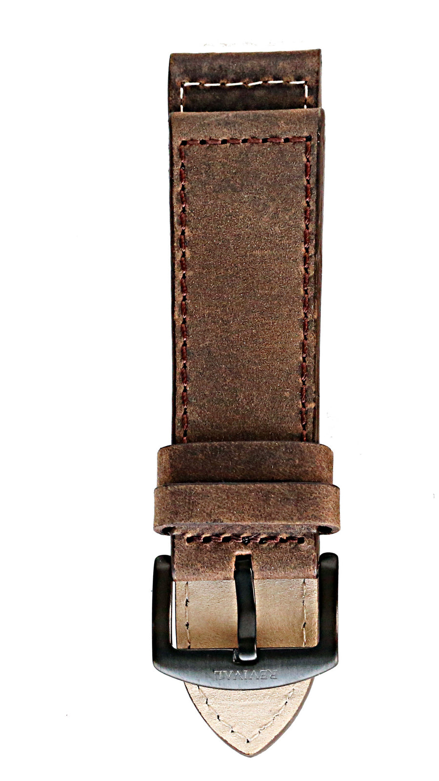 Ignite 26mm Fine Italian Genuine Leather Strap