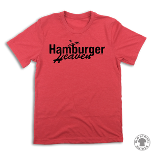 Hamburger Heaven T-shirt