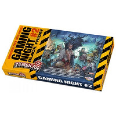 Buy Zombicide - Gaming Night #2 - Black Friday and more Great Board Games Products at 401 Games