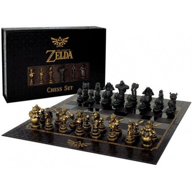 Buy Chess Set - Legend of Zelda and more Great Board Games Products at 401 Games