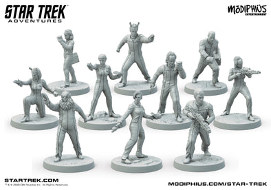 Buy Star Trek Adventures - The Next Generation - Away Team and more Great RPG Products at 401 Games